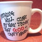 Personalized Coffee Mug 12Oz.  Religious