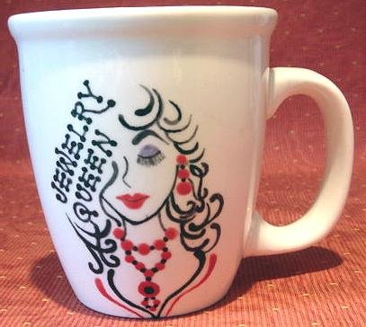 Personalized Coffee Mug 12Oz.  JEWELRY QUEEN