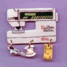 Decorative Sewing Machine Pin- Elna 6003