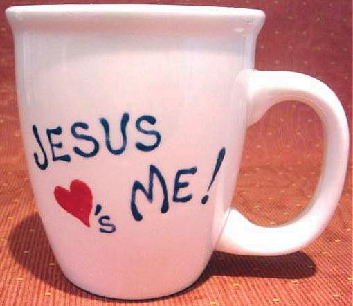 Personalized Coffee Mug 12Oz. SPIRITUAL