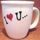 Personalized Coffee Mug 12Oz.  VALENTINE  LOVE