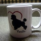 Personalized Coffee Mug 12Oz.   POODLE DOG