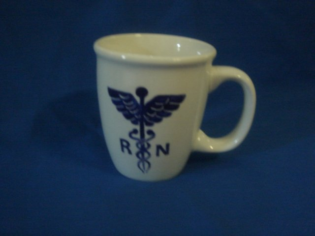 Personalized Coffee Mug 12Oz.  MEDICAL  R.N.