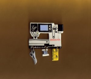Ceramic Sewing Machine Pin    BERNINA 830