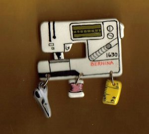 Ceramic Sewing Machine Pin    BERNINA  1630