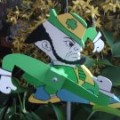 Whirligig Fighting Irishman Mascot Motif
