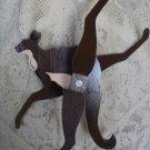 Whirligig  Brown Kangaroo