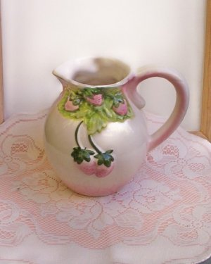 ICAP Alegbaca Portugal Hand Painted Pitcher  FREE SHIPPING!