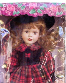 SOLD! Classic Beauty Porcelain Doll Lovely FREE SHIPPING!