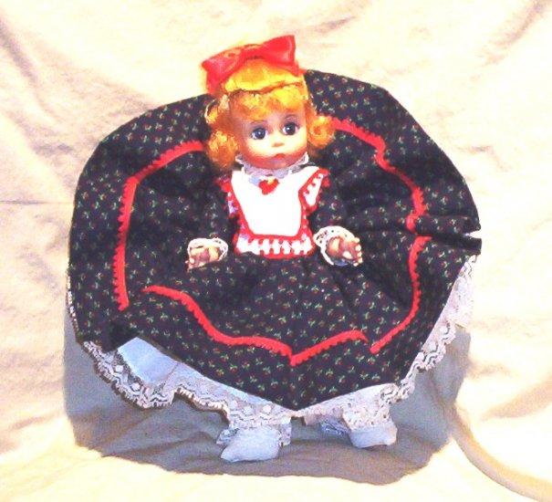 """SOLD! Madame Alexander-kin Doll # 436 """"Dolly"""" FREE SHIPPING!"""