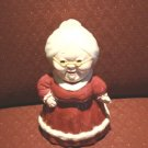 Shige Ko Shigeko Mrs Santa Old Lady Figurine FREE SHIPPING!