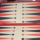 Backgammon Board closes to make case Cardinal  Games
