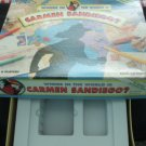 Where in the World is Carmen Sandiego? University Games 1993.  Game Box only