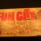 Fun City Game Parker Brothers 1987