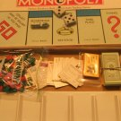 Parker Brothers Monopoly 1985  Complete
