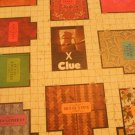 1972 Clue Game Board