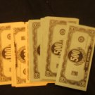 Operation Game cash 100's & 500's