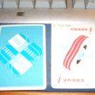Mille Bornes Replacement Card Out of Gas