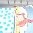 Raggedy Ann Game 1974 Witch Wiggle Top Card
