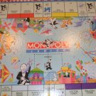 Monopoly JR Board 1990