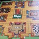 1986 Clue Game Board