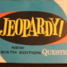 Jeopardy!  1964 6th Edition  Questions Book