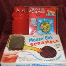 MouseCat Scramble Game by Steven 1967 A Pixie Toy #775