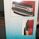 Bug Shield for Older Ford Trucks NEW in Box Unbreakable