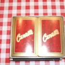 2 decks of Vintage Canasta Cards with box Complete NICE