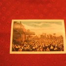 1934 Postcard Miami Florida one cent stamp FREE SHIP