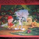 Warner Brothers Jaymar Tray Puzzle Bugs Bunny Elmer Fud