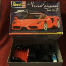 Revell Model 1/24 Enzo Ferrari Few Parts Assembled 2003