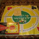 Winit Vintage Game Feature Game Div. Crisloid Plastics