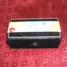 Christopher Lowell Black Business Card Holder NEW MIP