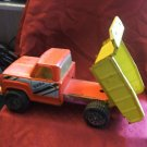 Tonka Construction Red & Yellow Dump Truck