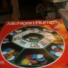 1980 Michigan Rummy with Plastic Tray