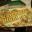 Scavenger Hunt Game  Complete 1983