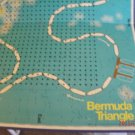 1975 Bermuda Triangle Game - Game Board & Box Only