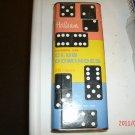 Vintage Halsom Club Dominoes Double Six 28 pcs Set No. 100 Complete