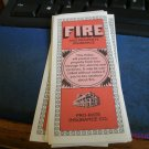 1982 Game of Life  - Fire Insurance Certificate