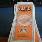 1982 Game of Life  - Auto Insurance Certificate