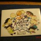 Movie Theater Promo Badge - Rugrats In Paris