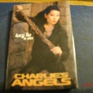 Movie Theater Promo Badge - Charlies Angels Lucy  Liu