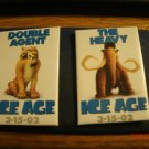 Movie Theater Promo Badge - 2 from Ice Age