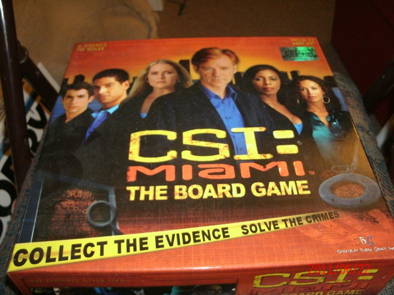 CSI Miami Game -  Almost Complete
