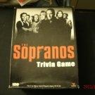 Sopranos Trivia Game 2004 in Box