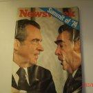 July 8, 1974 Newsweek Magazine