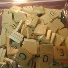 Scrabble Wood Tile Letter Y