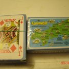 2 Decks Souvenir Playing Cards From Cornwall