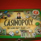 Casinopoly 2001 Monopoly style game.  Complete